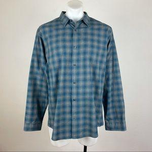 Vince Soft Flannel Shirt